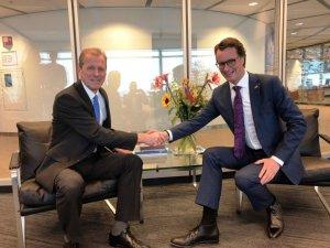 North Rhine-Westphalia, Port Authority Make Start on Port Agreement