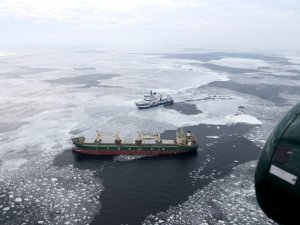 Bulk Carrier Towed to Port After Taking on Water in Gulf of Finland