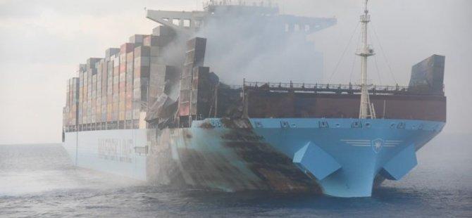 Insurers Brace for Multi-Million-Dollar Claims from Maersk Honam Fire