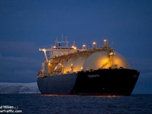 First LNG Cargo from New U.S. Export Terminal Changes Course for Britain