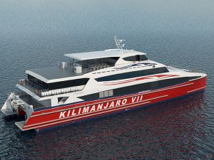 Azam Marine orders world's first ferry with Cummins QSK95 propulsion