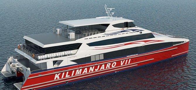 Azam Marine orders world's first ferry with Cummins QSK95 propulsion