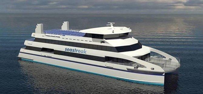 Gulf Craft to launch 600-passenger ferry Seastreak Commodore