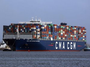 CMA CGM Reports 'Strong' Operating Results in 2017