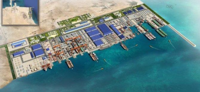 Construction Begins on Saudi Arabia's Massive Persian Gulf Maritime Yard
