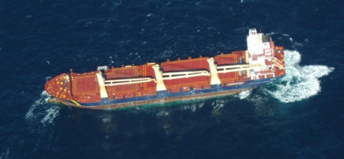 Bulk Carrier Under Tow After Losing Steering Off Nova Scotia