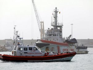 Italy Seizes NGO Ship that Picked Up Migrants in Mediterranean