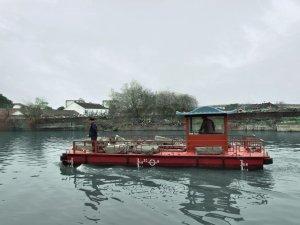 Torqeedo Powers Electric Workboat Fleet in China
