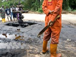 13 mn barrels of oil spilled so far