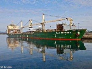 Freighter Spills Oil after Striking Pier near New Orleans
