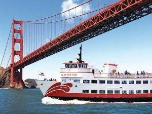 San Francisco's Red and White Fleet switches to renewable fuel