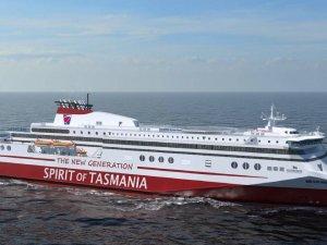 Flensburg Shipyard, Spirit of Tasmania Sign LoI