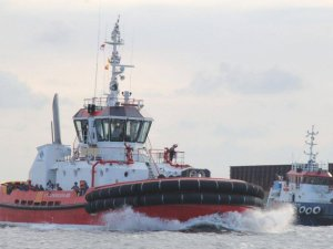 Eight Robert Allan Tugs for Persero