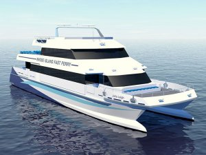 Gladding-Hearn starts construction of second cat for Rhode Island