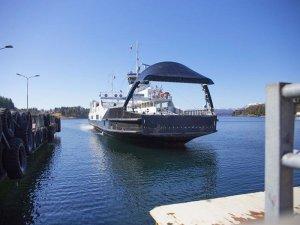 Wärtsilä successfully tests ferry autodocking system
