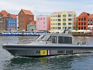 New Patrol Boats Delivered in Curacao