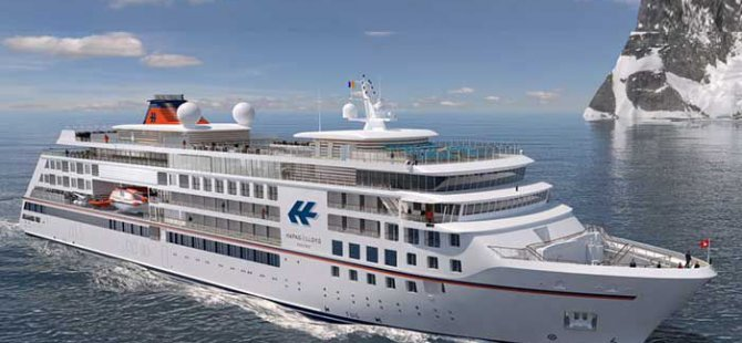 Hapag-Lloyd Cruises gets approval to build third expedition ship