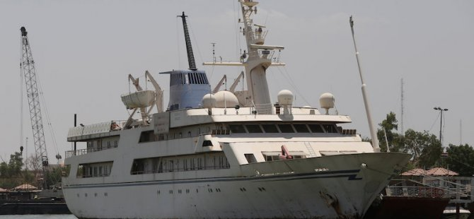 Saddam Hussein's Former Superyacht Now a Hotel for Maritime Pilots in Iraq