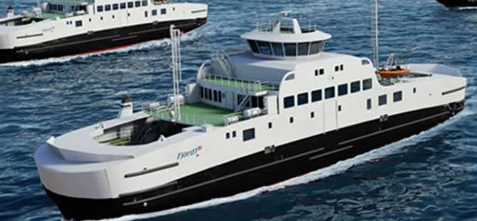 Two more Fjord1 all-electric ferries to have Corvus battery systems