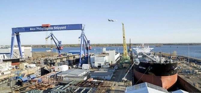 Philly Shipyard Announces 275 Layoffs