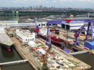 New Cabotage Bill Would Support U.S. Shipbuilding
