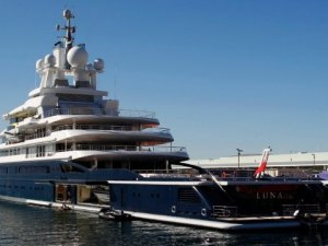 Record Divorce Settlement Sparks Dispute over Megayacht