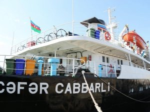"Azerbaijan Caspian Shipping Company's ""Jafar Jabbarli"" Back to Operation"