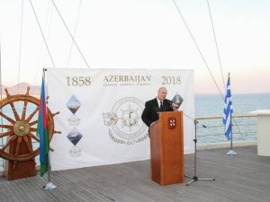 Caspian Shipping Company Open Office in Greece