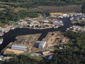 Metal Shark Acquires Horizon Shipbuilding's 35-Acre Alabama Shipyard