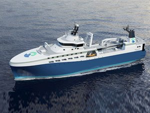 Thoma-Sea to build advanced Rolls-Royce design pelagic trawler