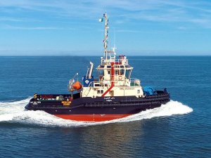 Vittoria Shipyard delivers ASD tug to Algeria