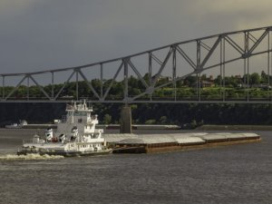 U.S. Barge Operator Tidewater Reportedly Put Up for Sale