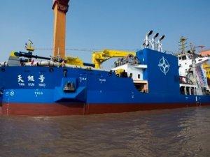 """""""Magic Island Maker"""" Completes Sea Trials"""