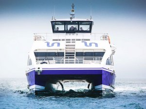 Wight Shipyard delivers 20 m cat to Scottish operator