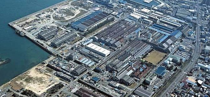 NYK Line, Asahi Shipping Sign Contract with Kobe Steel
