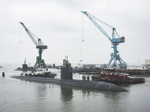 Newport News starts overhaul of USS Boise (SSN 764)