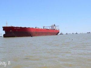 Enterprise Expects to Load First Supertanker at Texas City Terminal Later This Month