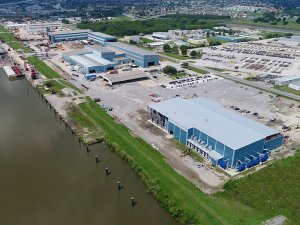 C&C Marine and Repair expands its Belle Chasse shipyard