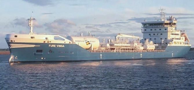 Furetank Shipping Takes Delivery of 'Fure Vinga'