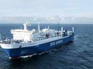 DFDS Sells Two Ships to Ukrferry
