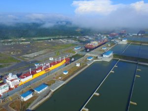 The Expanded Panama Canal Just Turned Two: Here Are Some Facts, Figures and Highlights the First Few Years of Operation
