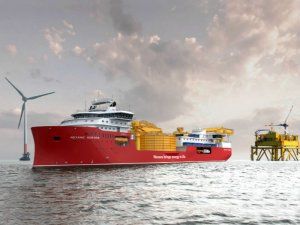 Nexans to build advanced cable layer ship at Ulstein Verft