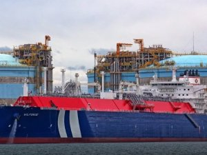 Awilco LNG ASA Secures Time Charter Contract for 'TFDE WilForce'