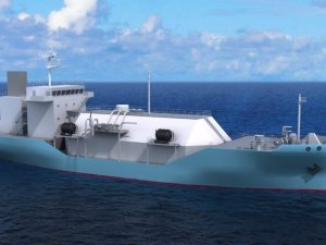Japan's First LNG Bunkering Vessel Planned for 2020