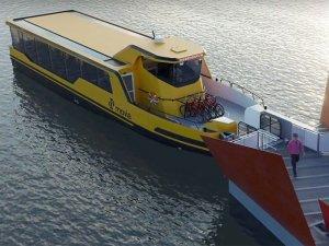 Damen to build five all-electric ferries for Copenhagen