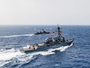 U.S. Navy Sailor Dies in Small Boat Accident in Red Sea