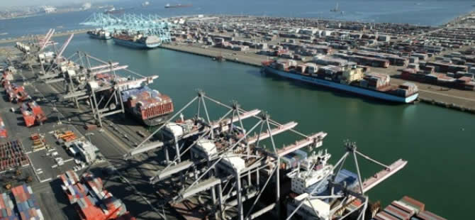 "Ports of LA and Antwerp Hold Joint ""Hackathon"""