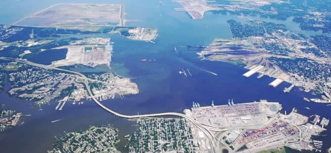 Port of Virginia Reports Fourth Year of Volume Growth