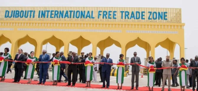Djibouti Opens Chinese-Backed Free Trade Zone