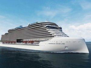 Four Cruise Ship Orders for Fincantieri